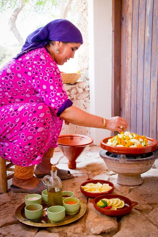 Take a traditional Berber Cooking Class - berberlands
